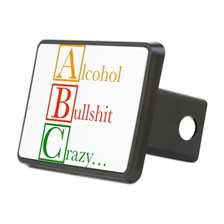 The REAL ABC's... Rectangular Hitch Cover