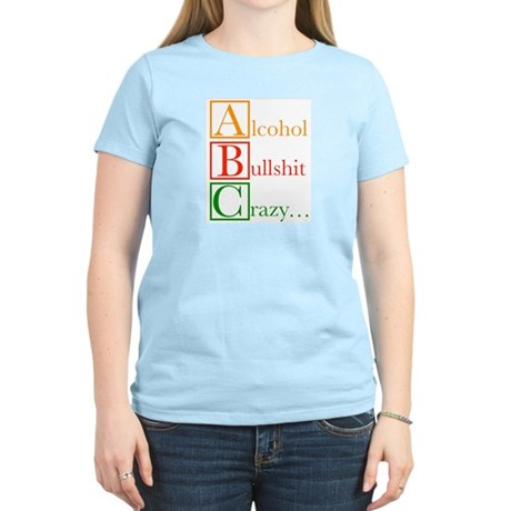 The REAL ABC's... Women's Light T-Shirt