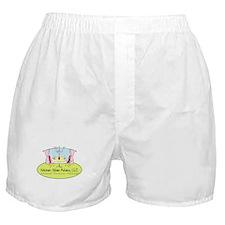 Kitchen Table Advice Boxer Shorts