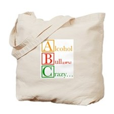 The REAL ABC's (clean version) Tote Bag