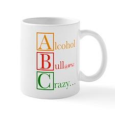 The REAL ABC's (clean version) Mug