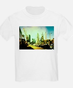 Back Alley, Ship Valley T-Shirt