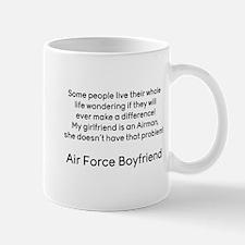AF BF No Problem Mug