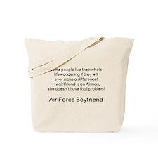 AF BF No Problem Tote Bag