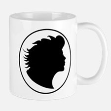 Women's Silhouette Mug