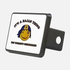 Bajan Smiley Designs Hitch Cover