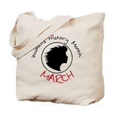 Women's History Month Tote Bag