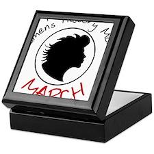 Women's History Month Keepsake Box