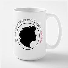 Herstory Large Mug