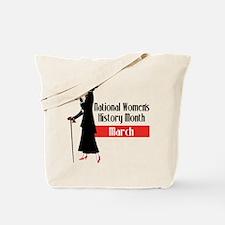 Women's History Tote Bag