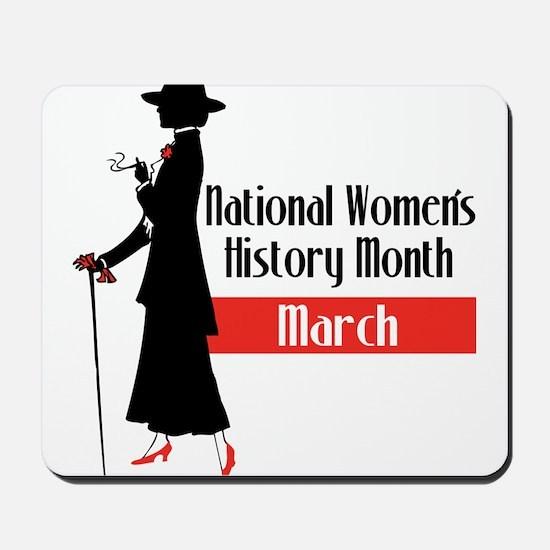 Women's History Mousepad
