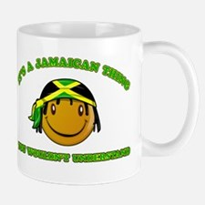 Jamaican Smiley Designs Mug