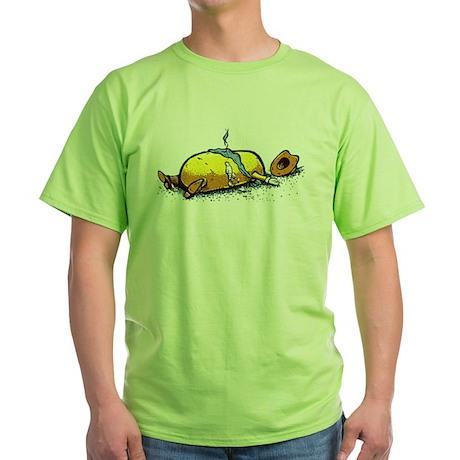 Dead Twinkie Green T-Shirt