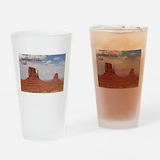 Monument Valley, Utah, USA (caption) Drinking Glas