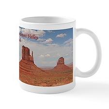 Monument Valley, Utah, USA (caption) Mug