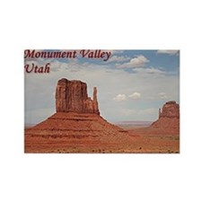 Monument Valley, Utah, USA (caption) Rectangle Mag