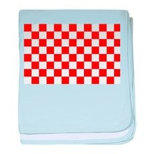 Croatian Sensation baby blanket