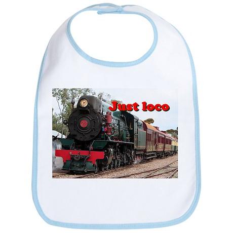 Just loco: Pichi Richi steam engine, Australia Bib