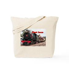Just loco: Pichi Richi steam engine, Australia Tot