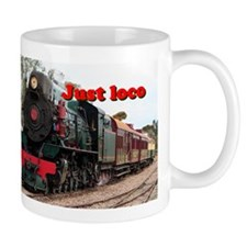 Just loco: Pichi Richi steam engine, Australia Mug
