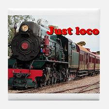Just loco: Pichi Richi steam engine, Australia Til