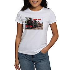Just loco: Pichi Richi steam engine, Australia Wom
