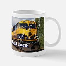 Just loco: Alaska locomotive Mug