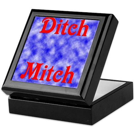 Ditch Mitch Keepsake Box