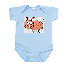 HAPPY PIG! Infant Bodysuit