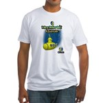 Yellow Submarine Undersea Adventure Fitted T-Shirt