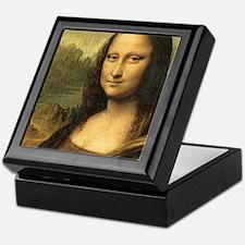 Mona Lisa Keepsake Box