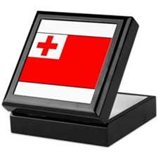 Tonga Keepsake Box