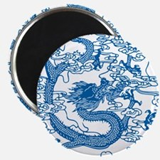 dragon-pattern_blue-tr_6x6.png Magnet