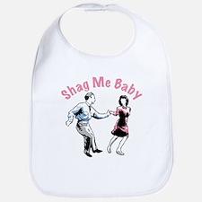 Shag Me Baby Bib
