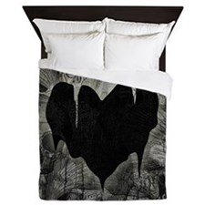 Bleak Heart Queen Duvet