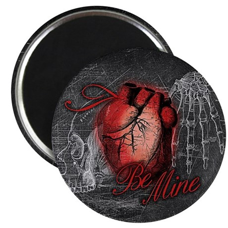 Gothic Love Be Mine Magnet