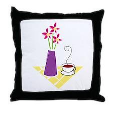 KTA Mini Logo Throw Pillow