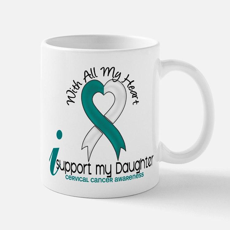 D Daughter Mugs