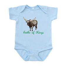 Cattle Of Kings Infant Bodysuit