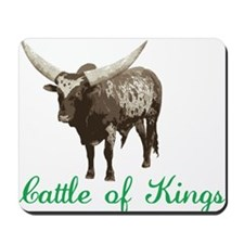 Cattle Of Kings Mousepad