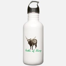 Cattle Of Kings Water Bottle