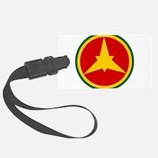 Imperial Ethiopian AF roundel 1946-1974 Luggage Tag