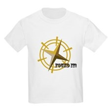 Found It with Compass T-Shirt