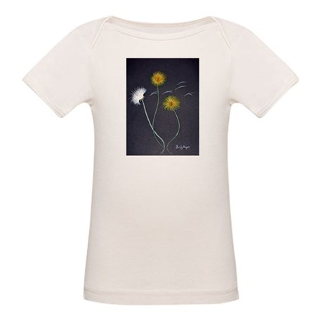 Art By Sandy Wager Painting Organic Baby T-Shirt