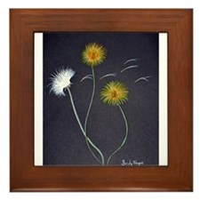 Art By Sandy Wager Painting Framed Tile
