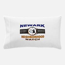 NEWARK WATCH Pillow Case