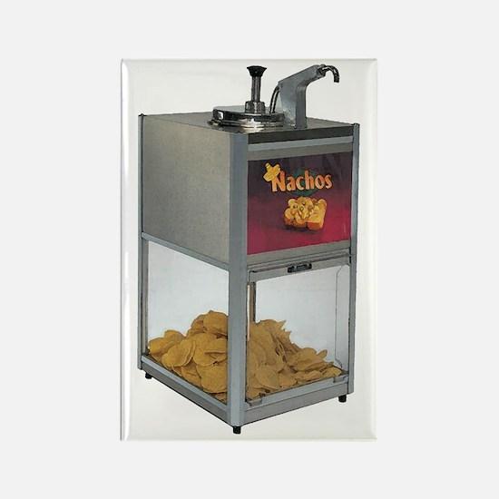 Nachos Refrigerator Magnet