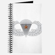 Airborne Combat Jump Journal