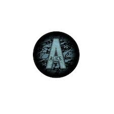 A For Alice Mini Button