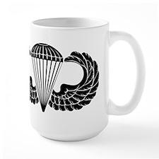 Airborne Stencil Mug